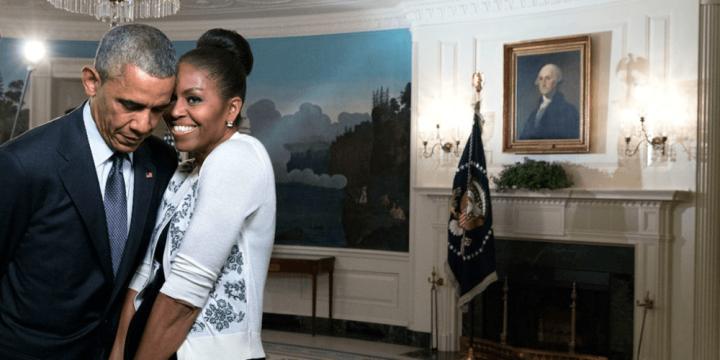 barack-obama and michelle obama