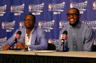 dwade and lebron