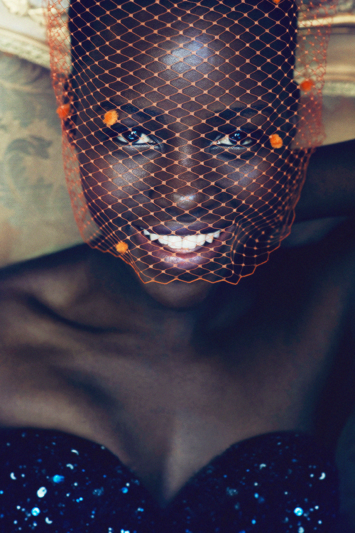 lupita N'ongo -The Benefits Of Dark Beauty