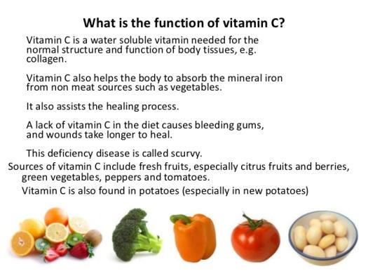 vitamin C guide