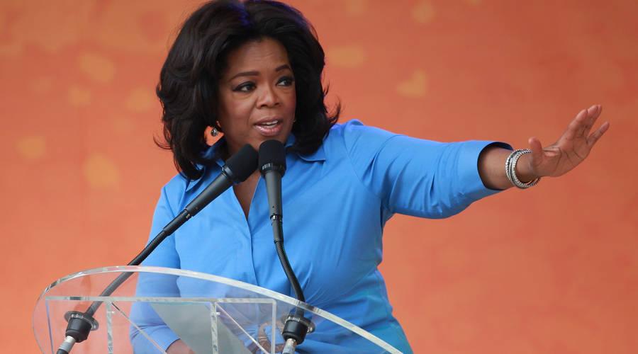 Oprah Winfrey Visits Australia - Day 3