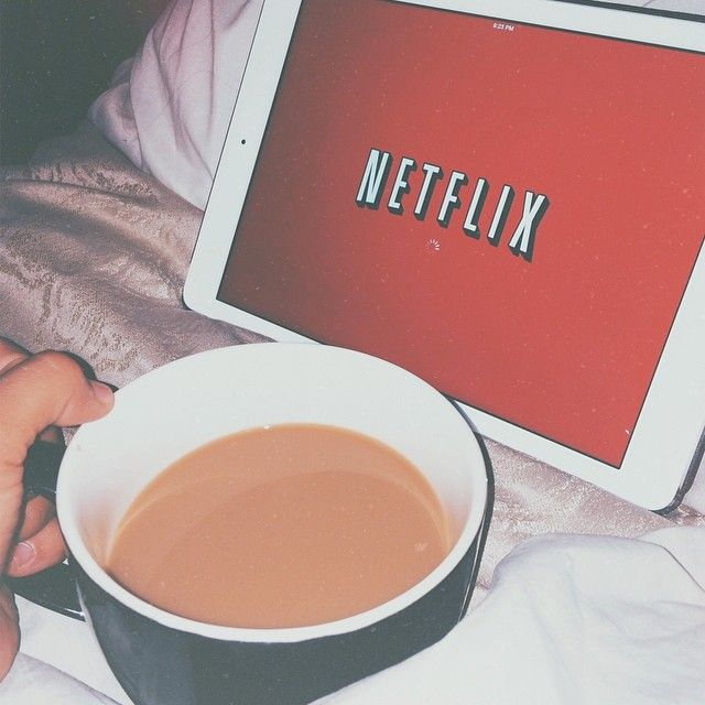 netflix and chill time